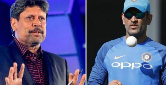 MS Dhoni has done a great job, but he is not 20 anymore: Kapil Dev