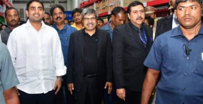 Walmart India opens 'best price modern wholesale store' in Vizag