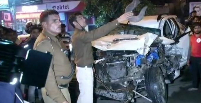 16-yr-old dead, 8 injured as SUV rams multiple vehicles in Delhi