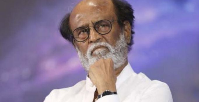 Rajinikanth slams ruling AIADMK for protests against Vijay-starrer 'Sarkar'