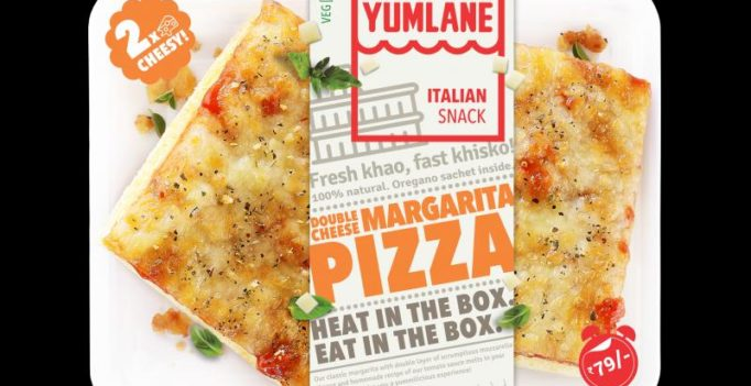 Yumlane's readymade pizzas are a saving grace for hungry souls