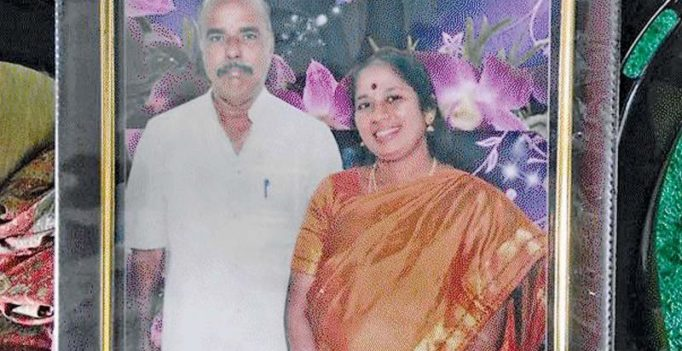 Chennai: Couple found dead at home, 50 sovereign jewels missing