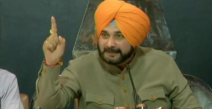 Sidhu to visit Pakistan for Kartarpur Border corridor ceremony: Report