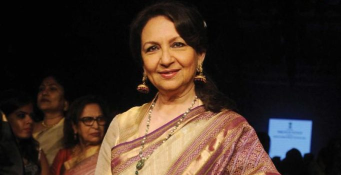 Grandmom Sharmila Tagore concerned about Taimur