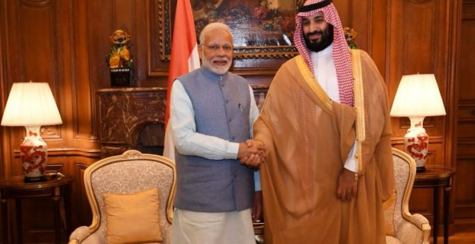 PM Modi meets Saudi Crown Prince Mohammed bin Salman at G20 summit