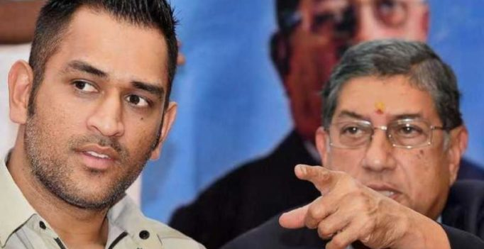 MS Dhoni attends India Cements board meeting, enthrals executives