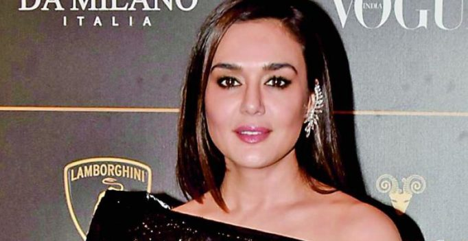 I don't miss the traffic but I miss the street food: Preity Zinta