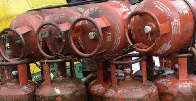 Subsidised LPG price cut by Rs 6.5; market price LPG cut by Rs 133