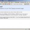 How To Install Django On Mandriva 2008.1 (Apache2/mod_python)