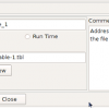 Using Address Table Object In Firewall Builder