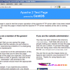 Installing Apache2 With PHP5 And MySQL Support On CentOS 6.0 (LAMP)