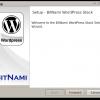 Installing Wordpress With BitNami