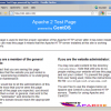 Installing Apache2 With PHP5 And MySQL Support On CentOS 5.7 (LAMP)