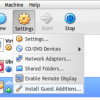 Installing Guest Additions And Mounting Shared Folders In Virtualbox Virtual Machines In PHPVirtualbox