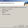 Importing Outlook Express Emails Into Thunderbird And Evolution