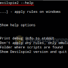 Scripted window actions on Ubuntu with Devilspie 2