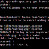 How to access your Ubuntu 14.04 Desktop securely over the network with FreeNX