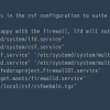 How to Install and Configure CSF (Config Server Firewall) on CentOS 7