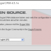 Installing SugarCRM OpenSource Edition On Debian 4.0 (Etch)
