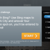 Bing Maps Challenge: Try Silverlight Version, Maybe Win $100