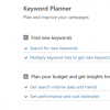 Bing Ads Launches Keyword Planner Tool In All US Accounts