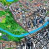 Recce's Cool Animated 3D Maps Now Available Via SDK