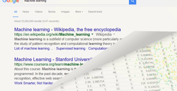 An experiment in trying to predict Google rankings