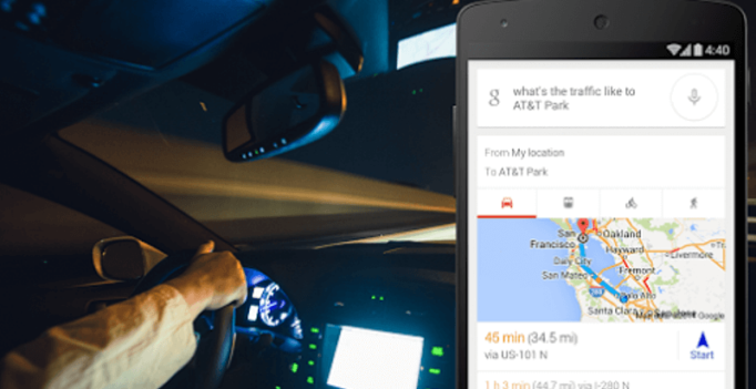 Google Search Offers Up Multiple Travel Options To Help Users Avoid Traffic Complications