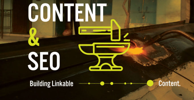 Content and SEO: Building linkable content