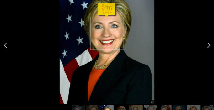 "Bing Integrates ""How Old?"" Robot Feature Into Image Search"