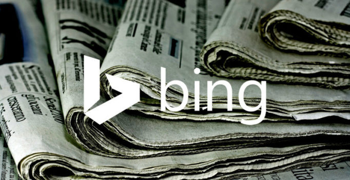 """Bing News Adds """"Smart Labels"""" For Mobile, Making It Easier To Find Related Headlines"""