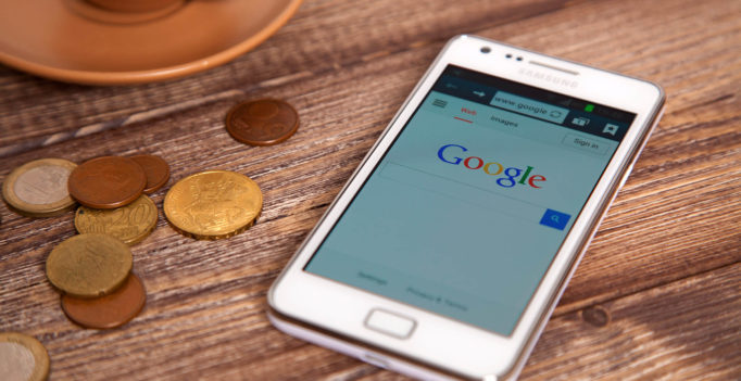 Google: Search the primary and most often used mobile shopping tool