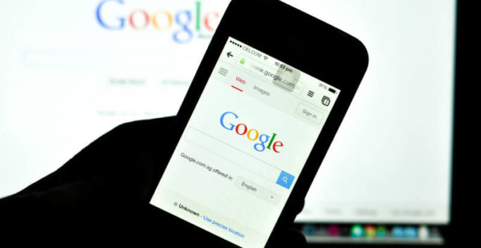 Google Search App For iOS Gets New Voice Search Look & Improved Google Now Cards