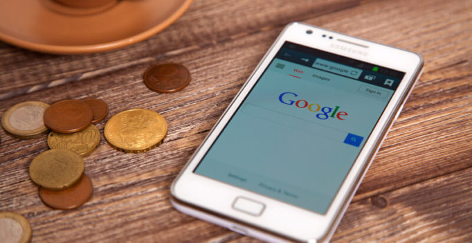 Google Testing Smartphone Friendly Icon In Search Results, Again