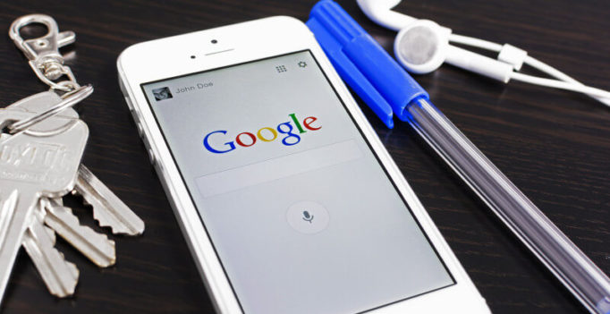 Google Non-Mobile Friendly Icon Being Testing In Mobile Search Results