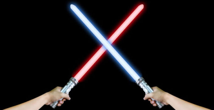 Link Wars: The Force Awakens