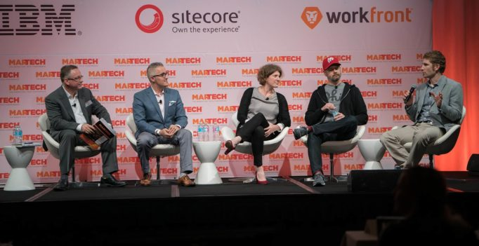 See the complete agenda for MarTech Europe