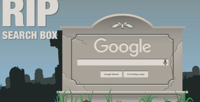 The rise of personal assistants and the death of the search box