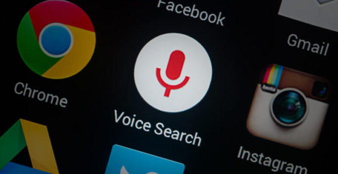 Google says 20 percent of mobile queries are voice searches