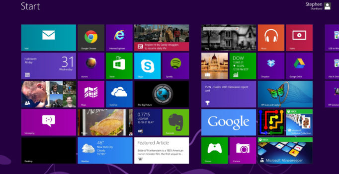 Bing Updates Windows 8 Apps Enhancing News, Finance, Weather, Sports, Maps & Travel