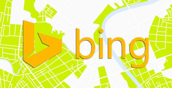 Bing Maps Makes It Easier To See Map Features & Distinguish Park Trails From Streets