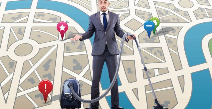 Local SEO doesn't happen in a vacuum